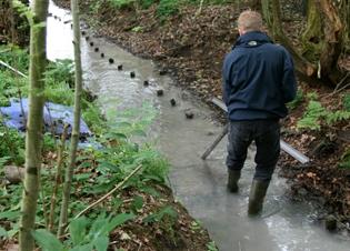 Afbeelding Verontreinigde waterbodems in de Eerbeeksebeek