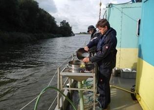 Afbeelding Evaluatie van de macrofauna maatlat en meetnet in rijkswateren