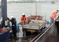 Afbeelding De waterbodemkwaliteit van de Boven-Rijn en Waal