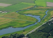 Afbeelding De lozing van RWZI-effluent op een brak waterlichaam